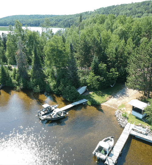 Cabin & camping rentals in Northern Ontario
